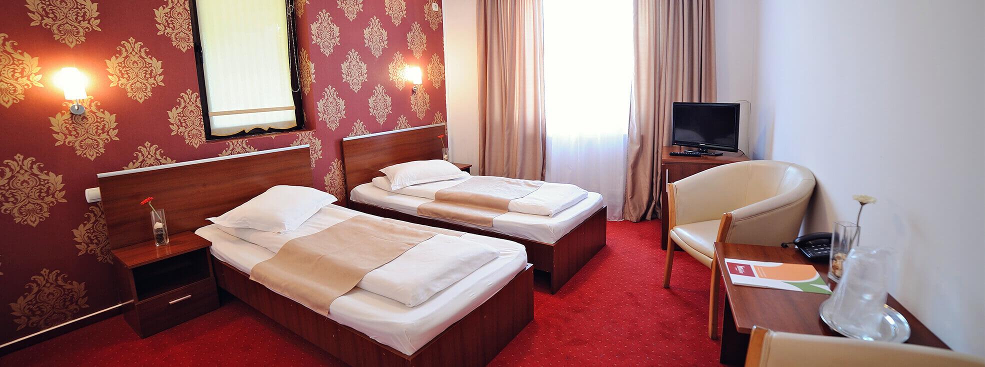 Hotel Roberto - Slanic