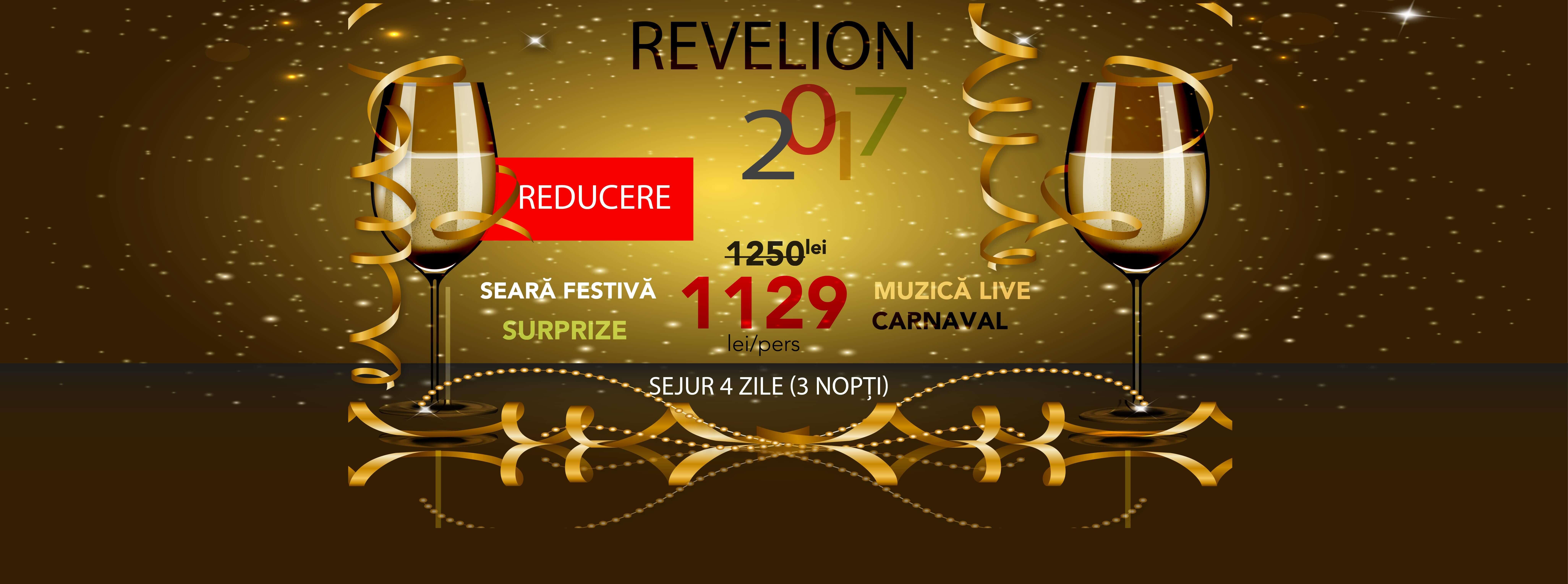 Revelion 2017 Hotel Roberto - Slanic