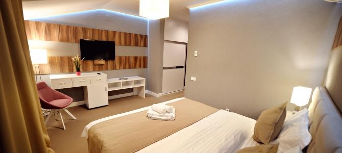 Camerele Hotelului Roberto