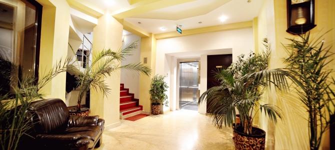 Sejur de vis la Hotel Roberto Slanic